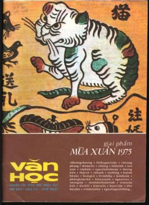 Hành trình của tạp chí Văn Học(1962-1975)