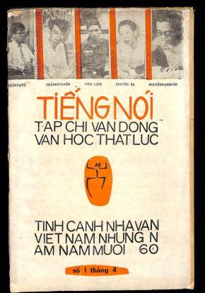 Tiếng nói  số 1 tháng4-1966