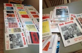 Mừng ta (2) …[nhân ngày làm xong bộ báo Tình Thương 27 số ( nguyệt san của SV Y Khoa Saigon1964-1967)]